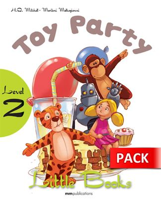 Εικόνα της TOY PARTY Student's Book (with CD)