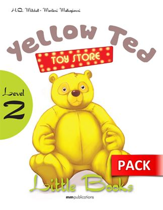 Εικόνα της YELLOW TED Student's Book (with CD)