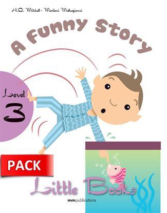 Εικόνα της A Funny Story Student's Book With CD