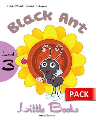 Εικόνα της Black Ant Student's Book With CD
