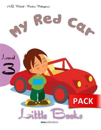 Εικόνα της My Red Car Student's Book With CD