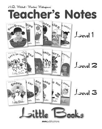 Εικόνα της Little Books Teacher's Notes