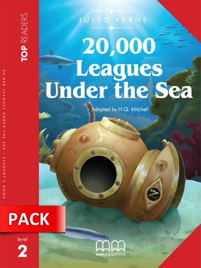 Εικόνα από 20.000 Leagues Under The Sea - Student's Pack (Includes Student' s Book with Glossary & CD)