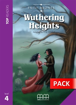 Εικόνα της WUTHERING HEIGHTS Student's Pack (Student's Book with Glossary, CD) Glossary & CD)
