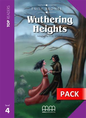 Εικόνα της WUTHERING HEIGHTS Student's Pack (Student's Book with Glossary, CD) Glossary & CD)