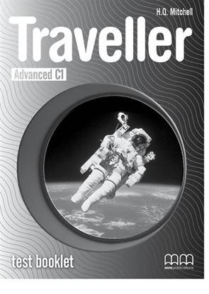Εικόνα της TRAVELLER Advanced C1 Test Booklet