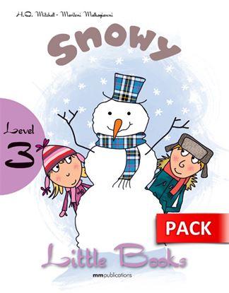Εικόνα της Snowy Student's Book With CD