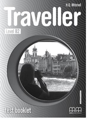 Εικόνα της Traveller Level B2 - Test Booklet