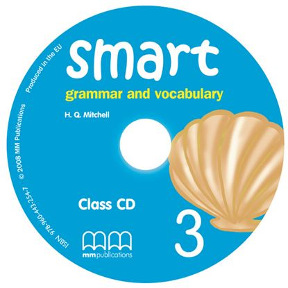 Εικόνα της Smart Grammar And Vocabulary 3 (B) - Cl lass CD