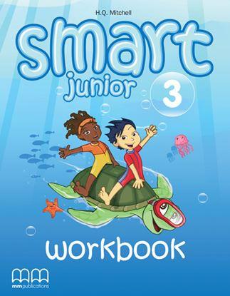 Εικόνα της Smart Junior 3 - Workbook (Includes CD)