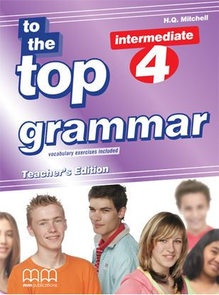 Εικόνα της TO THE TOP 4 Grammar Book (Teacher's edition)