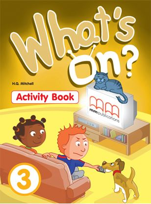 Εικόνα της WHAT'S ON 3 Activity Book