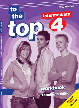 Εικόνα της TO THE TOP 4 Workbook (Teacher's edition)