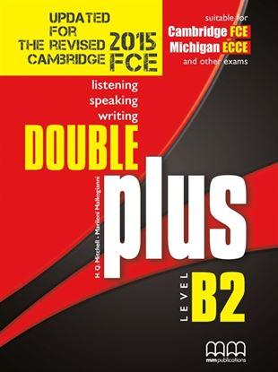 Εικόνα της Double Plus B2 - Student's Book (Re. 2015)
