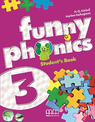 Εικόνα της Funny Phonics 3 - Student's Book