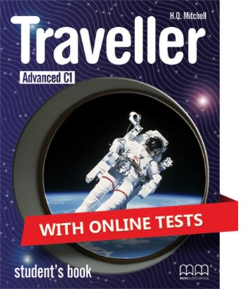 Εικόνα της Traveller Advanced C1 - Student's Book With Online Test