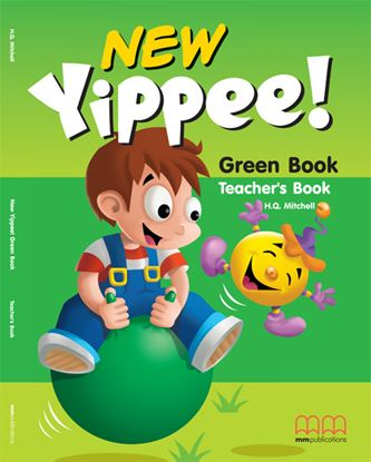 Εικόνα της New Yippee Green - Teacher's Book