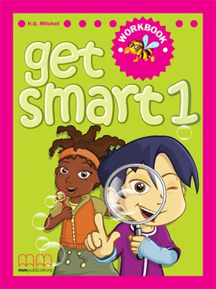 Εικόνα της Get Smart 1 - Workbook (AM) (IncludesCD)