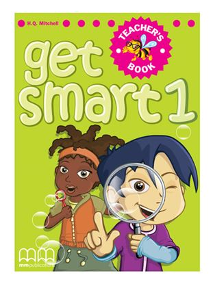 Εικόνα της Get Smart 1 - Teacher's Book (AM)