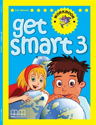 Εικόνα της Get Smart 3 - Workbook (AM) (IncludesCD)