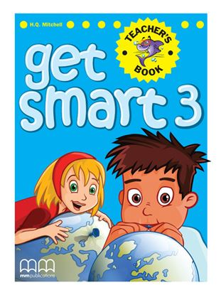 Εικόνα της Get Smart 3 - Teacher's Book (AM)