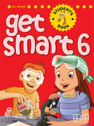 Εικόνα της Get Smart 6 - Student's Book (AM)