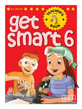 Εικόνα της Get Smart 6 - Teacher's Book (AM)