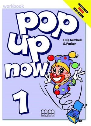 Εικόνα της Pop Up Now 1 - Workbook (Includes CD)