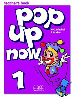 Εικόνα της Pop Up Now 1 - Teacher's Book
