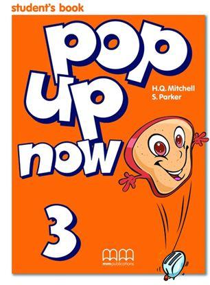 Εικόνα της Pop Up Now 3 Student's Book