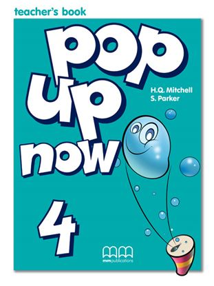 Εικόνα της Pop Up Now 4 Teacher's Book