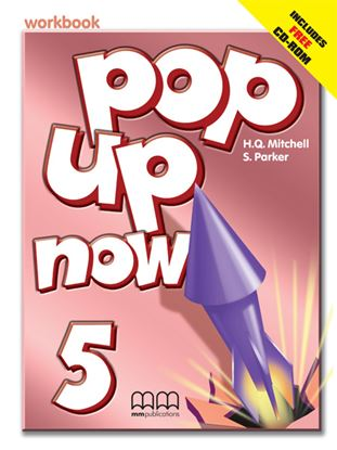 Εικόνα της Pop Up Now 5 Workbook (Includes CD)