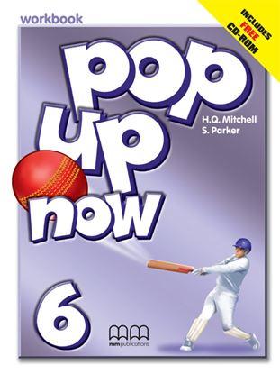 Εικόνα της Pop Up Now 6 Workbook (Includes CD)