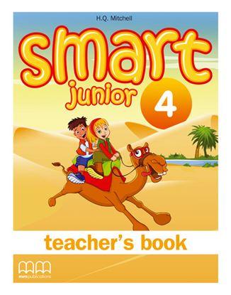 Εικόνα της Smart Junior 4 - Teacher's Book