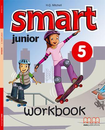 Εικόνα της Smart Junior 5 Workbook (Includes CD)