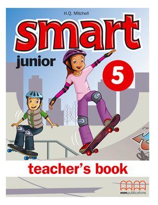 Εικόνα της Smart Junior 5 Teacher's Book
