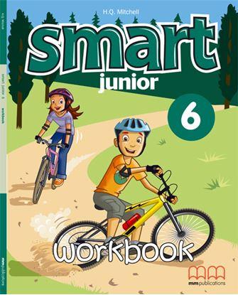 Εικόνα της Smart Junior 6 Workbook (Includes CD)