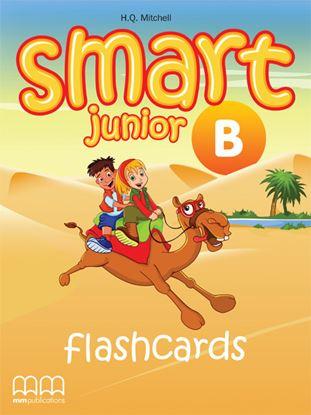 Εικόνα της Smart Junior B (4) - Flashcards (Includes Smart Junior B, Time F lash Β, Zoom B, Zoom In)