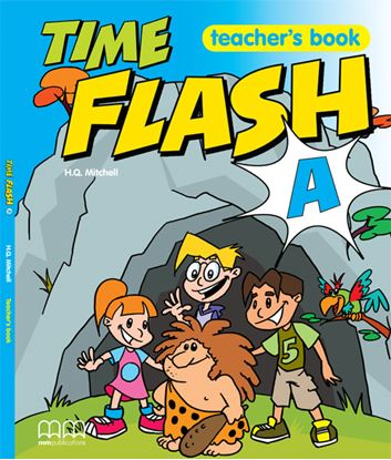 Εικόνα της TIME FLASH A Teacher's Book