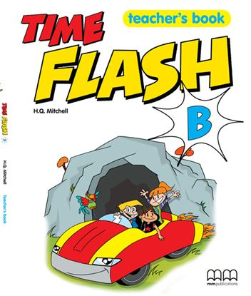 Εικόνα της TIME FLASH B Teacher's Book