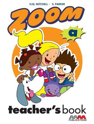 Εικόνα της Zoom A - Teacher's Book