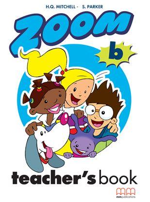 Εικόνα της Zoom B - Teacher's Book
