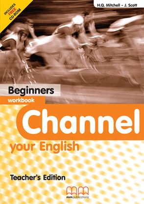 Εικόνα της Channel Your English Beginners - Workbo ook Teacher's Edition (Includes CD)