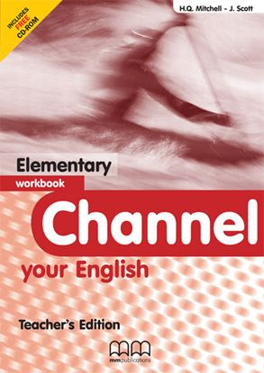 Εικόνα της Channel Your English Elementary - Workbook Teacher's Edition (In cludes CD)