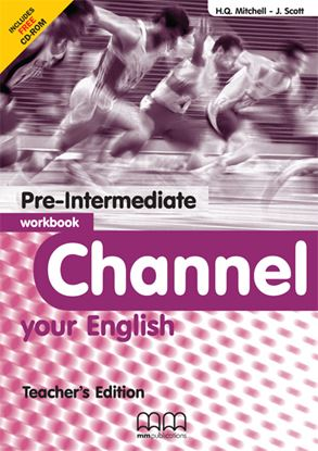Εικόνα της Channel Your English Pre-Intermediate- Workbook Teacher's Editio n (Includes CD)