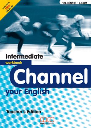 Εικόνα της Channel Your English Intermediate - Workbook Teacher's Edition ( Includes CD)