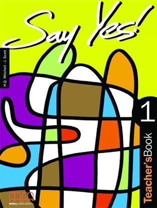 Εικόνα της Say Yes 1 - Teacher_S Book