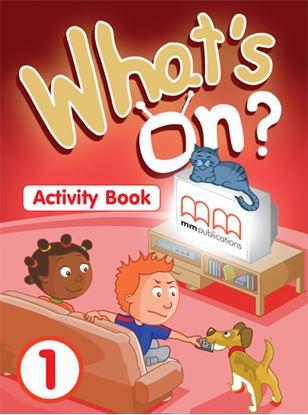 Εικόνα της What's On 1 - Activity Book