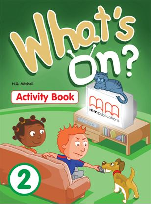 Εικόνα της WHAT'S ON 2 Activity Book