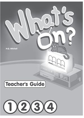 Εικόνα της WHAT'S ON TEACHER'S GUIDE ts)